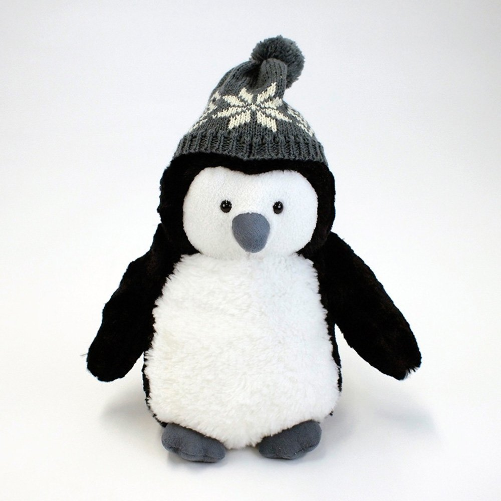 Amazon.com: GUND Christmas Puffers Penguin Plush, 10