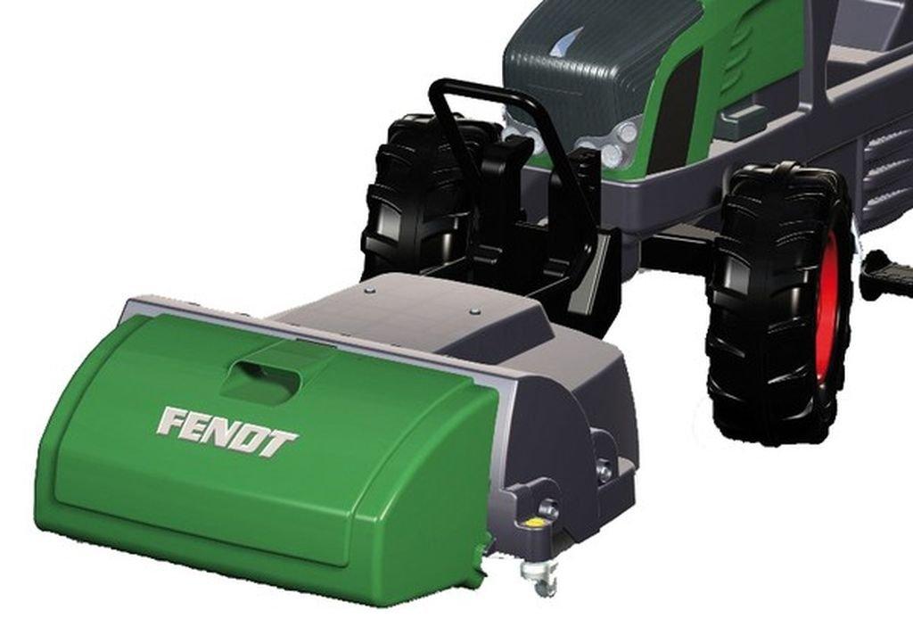 rollyKid Fendt 516 Vario - rollyTrac Sweeper Fendt