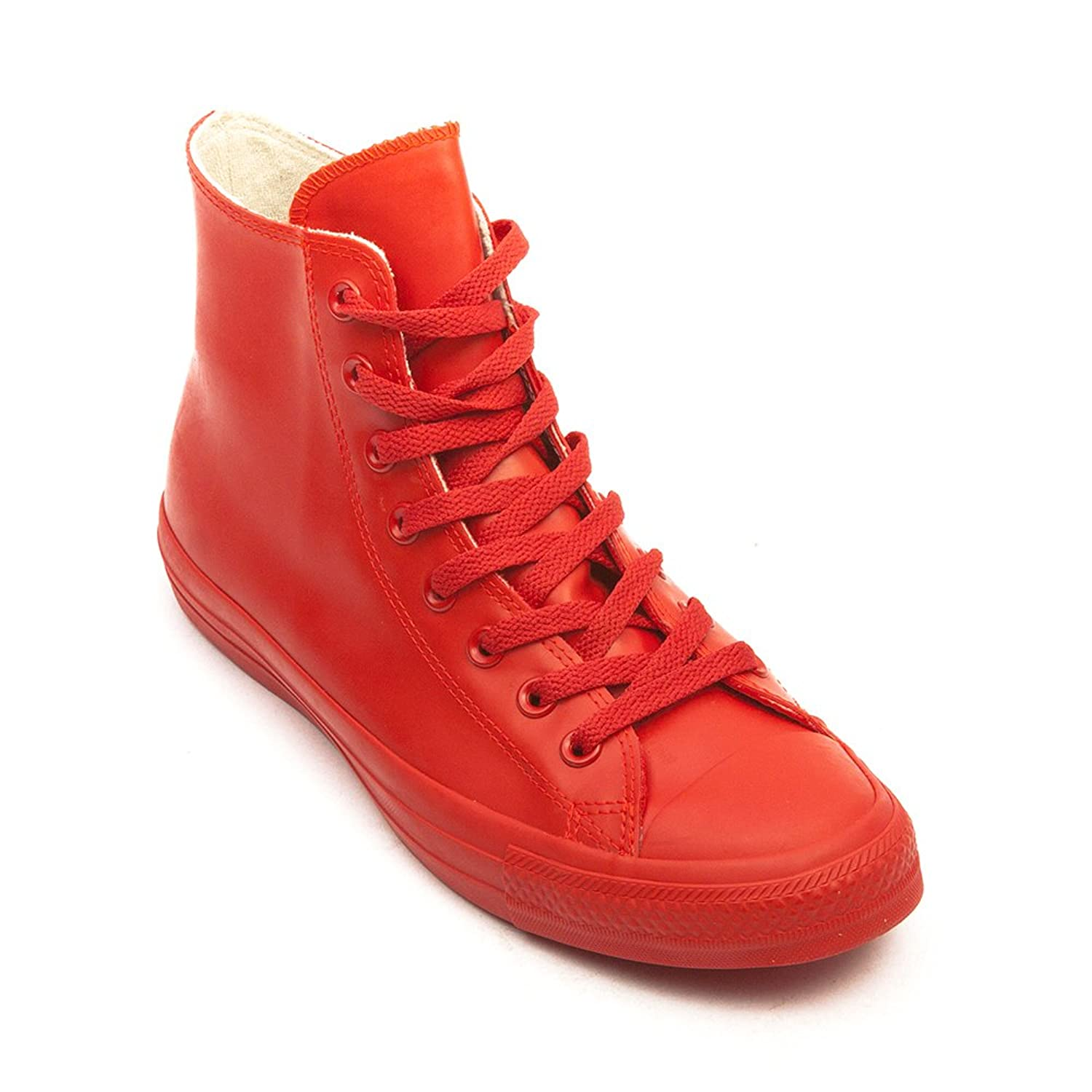 Amazon.com | Converse Unisex Chuck Taylor All Star Hi Red Basketball Shoe  3.5 Men US/5.5 Women US | Fashion Sneakers