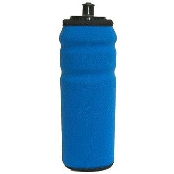 34a60fbb3eb Funda de Neopreno en Color Azul para Bidon de Ciclismo de 700cc Bicicleta  3589az: Amazon.es: Deportes y aire libre