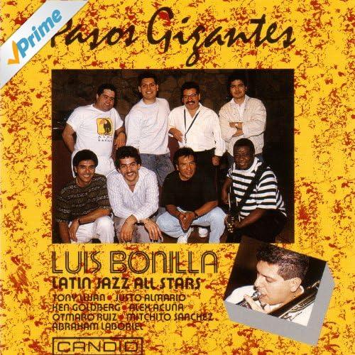 Amazon.com: Pasos Gigantes: Luis Bonilla Latin Jazz All Stars: MP3