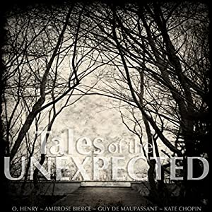 Tales of the Unexpected Audiobook