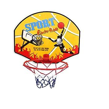NANE Canasta Baloncesto Infantil,Juego con Pelota y Bomba de Aire ...