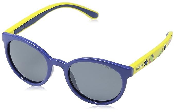 Polaroid PLD 8014/S JY MC1 Gafas de sol, Azul (Bluette ...