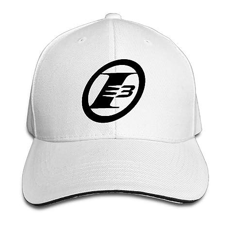 86ea2d5b432 Allen Iverson I3 Logo Design Men s Flex Baseball Cap  Amazon.ca  Clothing    Accessories
