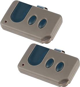 2 Garage Door Remote for Sears/Craftsman/Liftmaster 139.53681 139.53681B 971LM