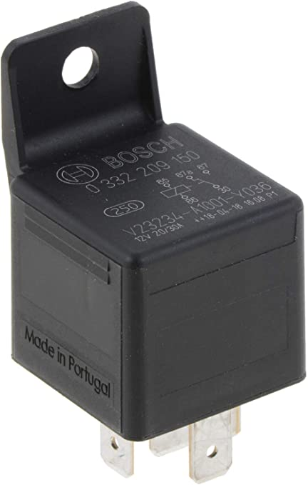 DAF HELLA Change Over Relay Current Control Unit 12V 4RD933332-041