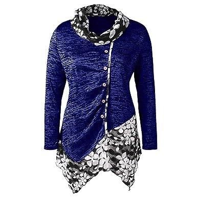 c04ab5e3282 Sweatshirt Femme Chemisier Pin Up Chic Pull Femme Pas Cher A La Mode Ample Pull  Tricoté