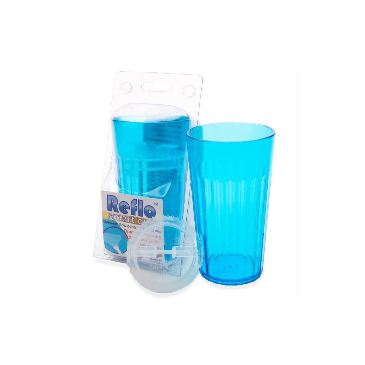 REFLO - Vaso de aprendizaje azul Reflo - RFL-001