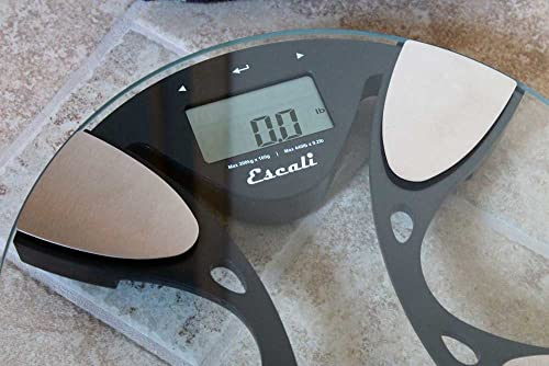 Electronic Body Fat/Body Water Monitor Bathroom Scale