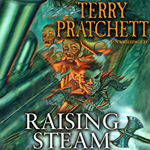 Raising Steam Audiobook