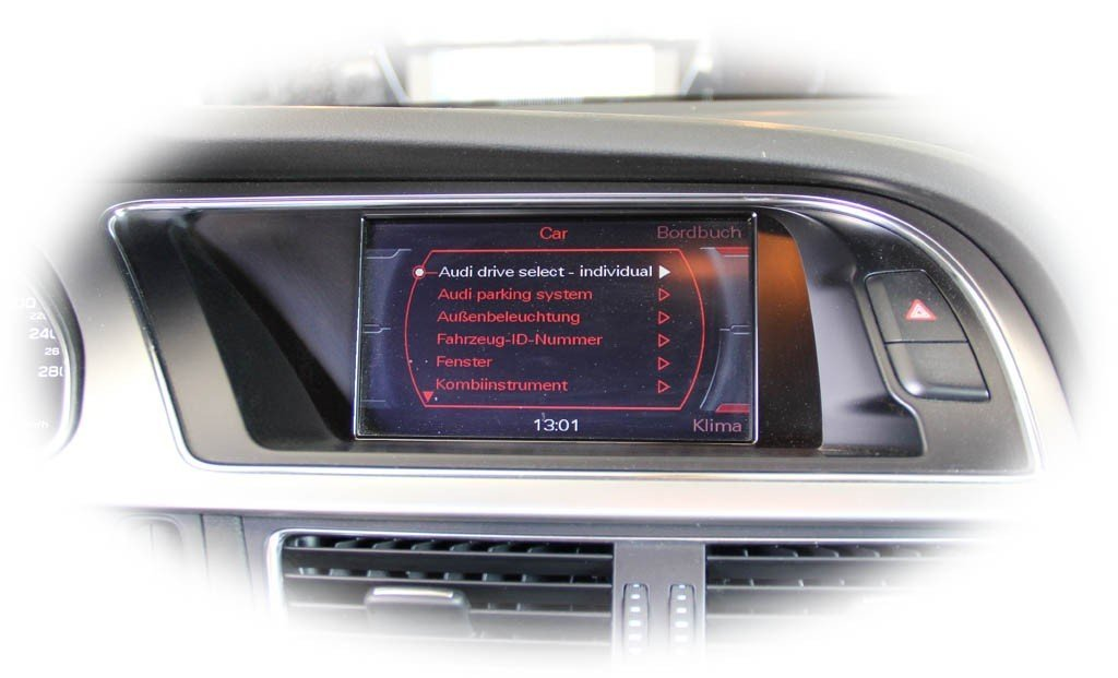 Kufatec Filtro de Set Drive Select MMI