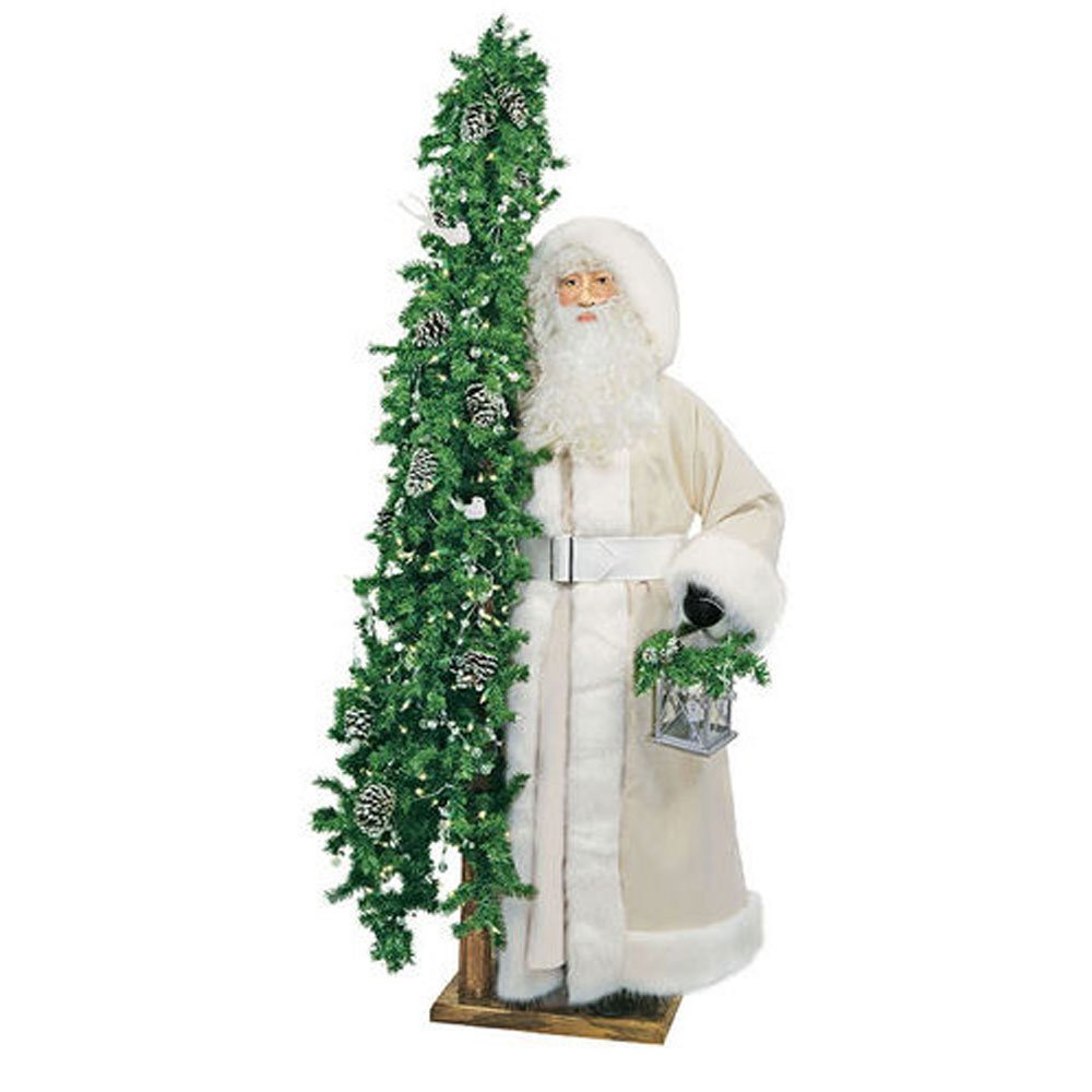 Ditz Designs Ivory Cheer Father Christmas