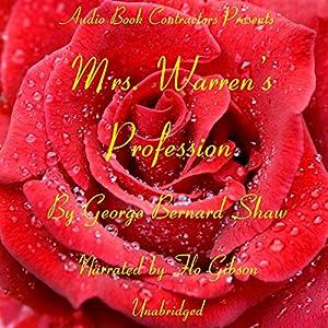 Mrs. Warren's Profession Audiobook