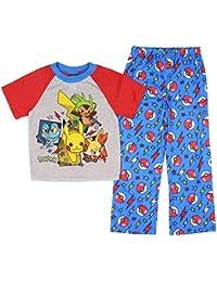 Pokemon Boys Pajamas (Little Kid/Big Kid)