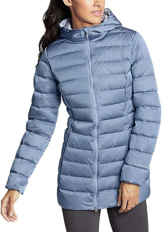 *NEW* Eddie Bauer Women/'s Cirruslite Down Parka Puffer Packable Jacket