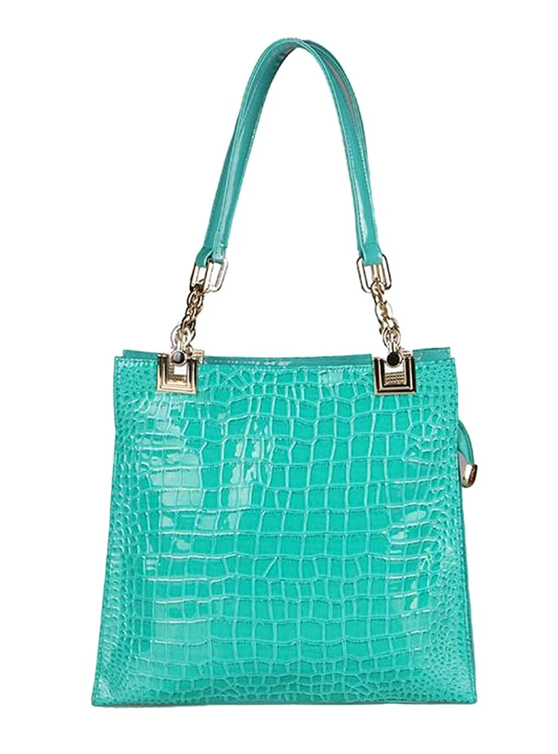 Tidecloth Women's Fashion Shoulder Bag Green One Size