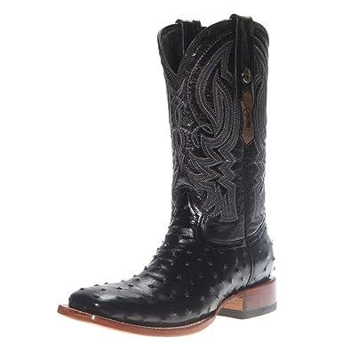 25f6854a42c Amazon.com   Tanner Mark Boots Mens Tanner Mark Classic Black Full ...