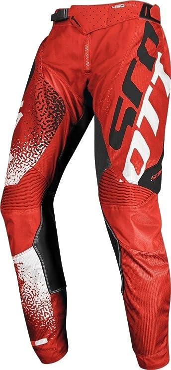 Scott Enduro Mx 2020 Pantalones Para Motocross Color Negro Y Naranja Motos Accesorios Y Piezas Coche Y Moto
