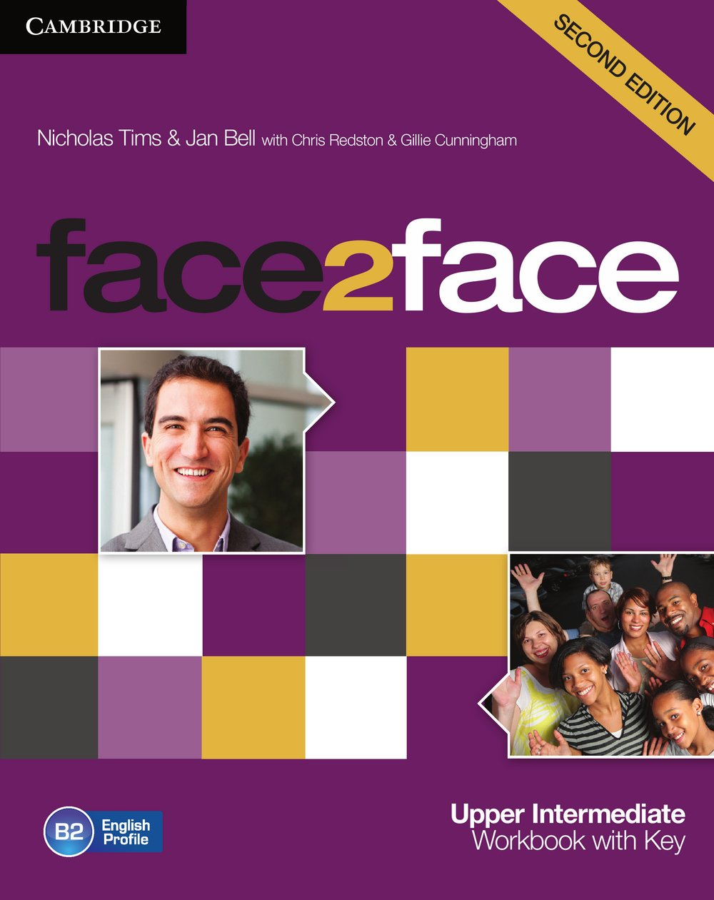 face2face (2nd edition): 2nd Edition. Workbook with Key