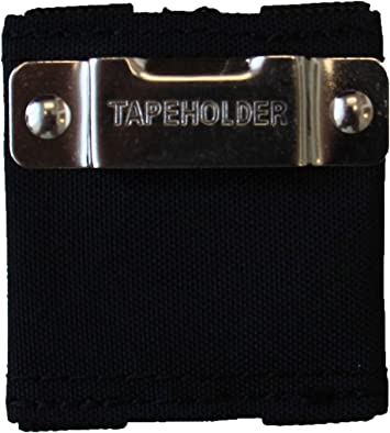 """Fits All Standard Measure Tape Slides Onto Any 2/"""" Belt. Gatorback Tape Clip"""