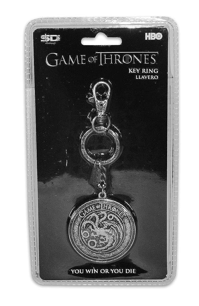Amazon.com: Game of Thrones Keychain Targaryen: Clothing