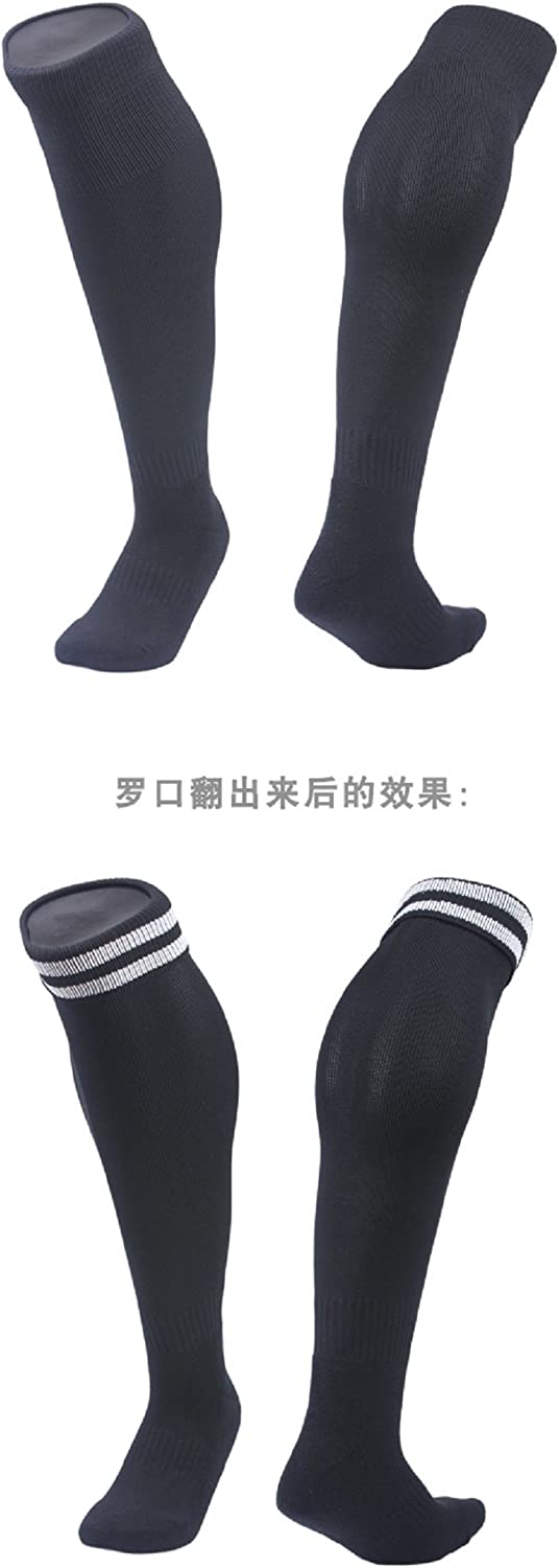 Lian LifeStyle Boys 1 Pair Exceptional Knee High Sports Socks XL002 Size XXS//XS//S//M
