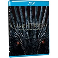 BR - GAME OF THRONES S.8 [Blu-ray]