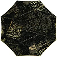 Bioworld Merchandising / Independent Sales Harry Potter I Solemnly Swear Marauder's Map Umbrella