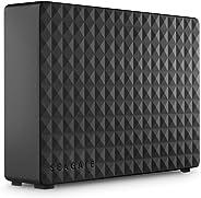 Disco duro externo de escritorio USB 3.0 Seagate Expansion, Negro