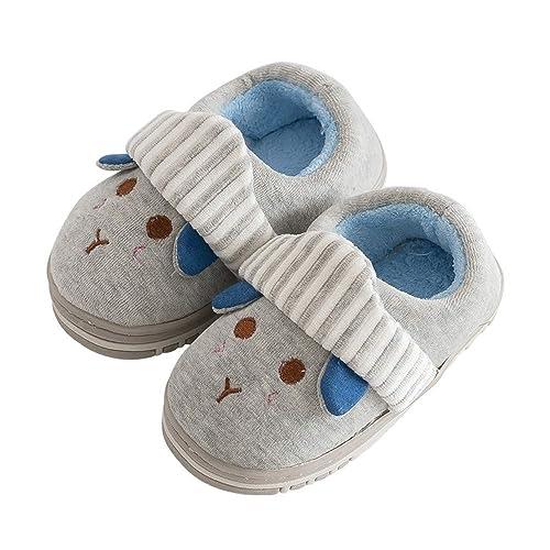 Zapatillas Casa Niña, ❤ Zolimx para Niños Niñas 3D Novedad Animal Carácter Zapatillas de Felpa Botines de Los Niños Zapatos de Bebe: Amazon.es: Zapatos y ...