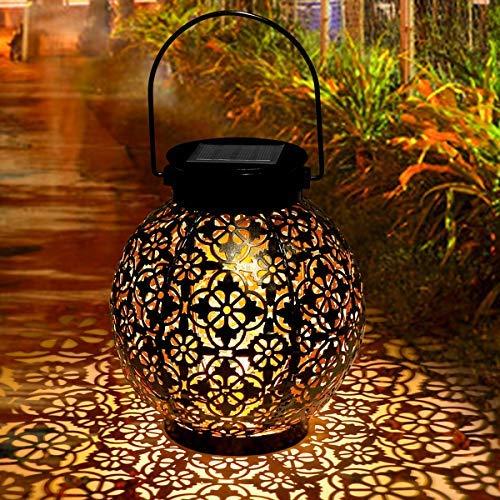 Tencoz Outdoor Waterproof Garden LED Solar Light
