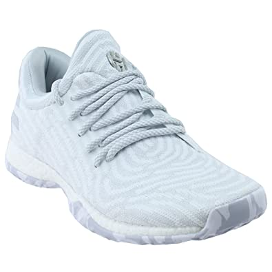 bc3fbb392ec1 ... canada adidas harden vol. 1 ls primeknit shoe mens basketball 6.5 white  clear grey aa8ee