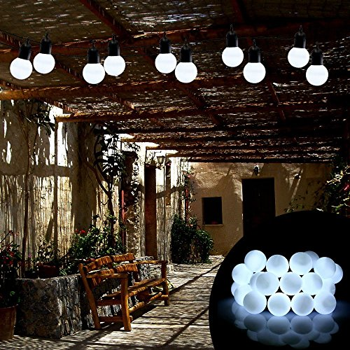 AGM Globe String Light, LED Starry Light for Outdoor/Indoor Party Decoration (15Ft,20LED, 2