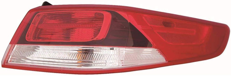 Multiple Manufactures KI2805130N Standard Tail Light Assembly No variation