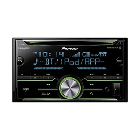 61eMOtrHVrL._SY463_ amazon com pioneer fh s700bs double din in dash cd am fm built in pioneer fh x720bt wiring diagram at bayanpartner.co