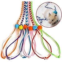 1 Pcs Small Animal Leash Lead Harness Rope Hamster Adjustable