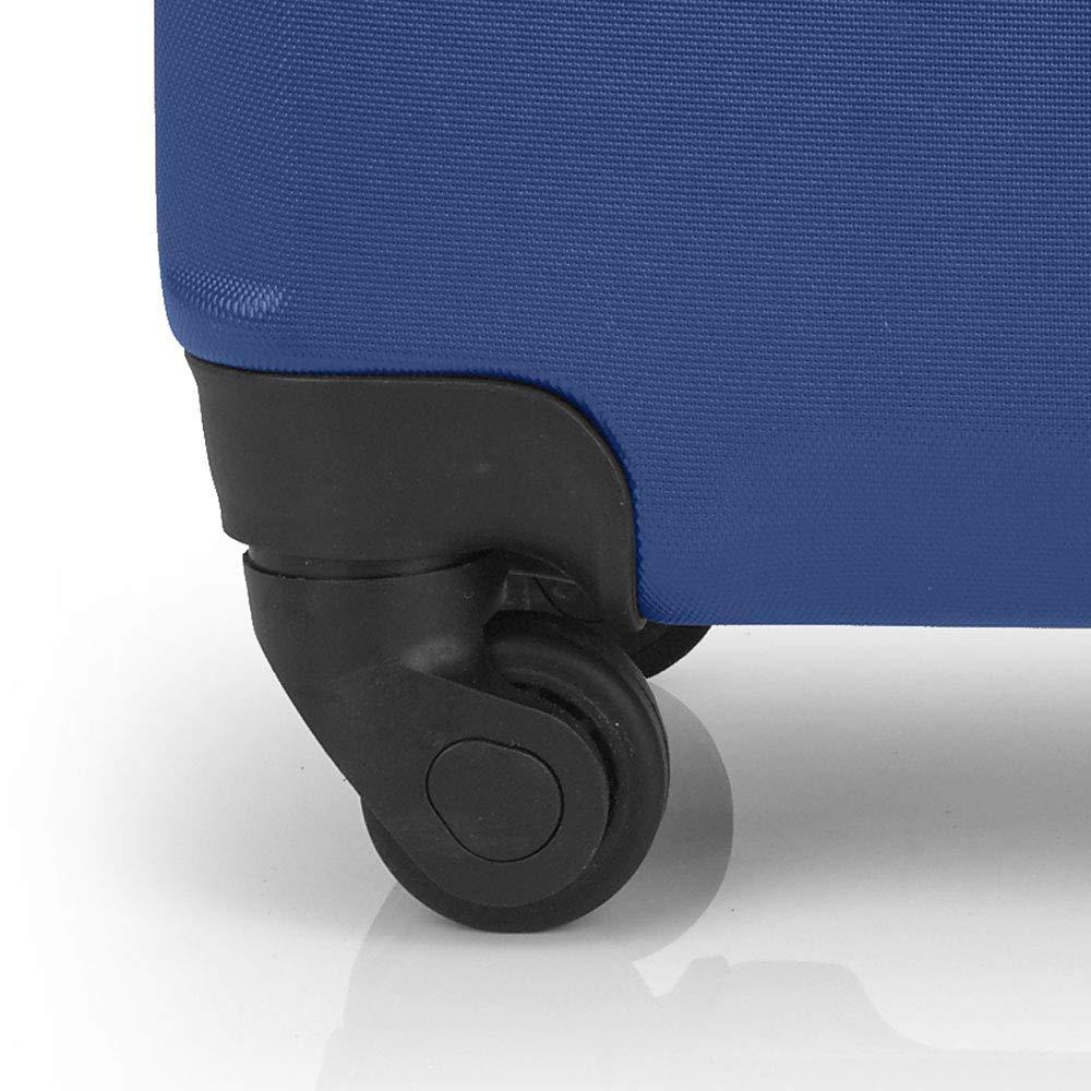 50 cm Gabol Trolley C23 Malibu 20 litros Maleta Azul