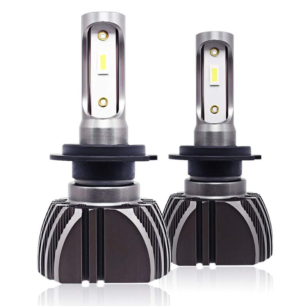 Diesel Auto Zone 9006//HB4 LED Lampadine del Faro Kit 9000LM 72W 6500K Bianco Lampade Lampadine con COB Chips 12V Led Luci confezione da 2 3 anni di garanzia