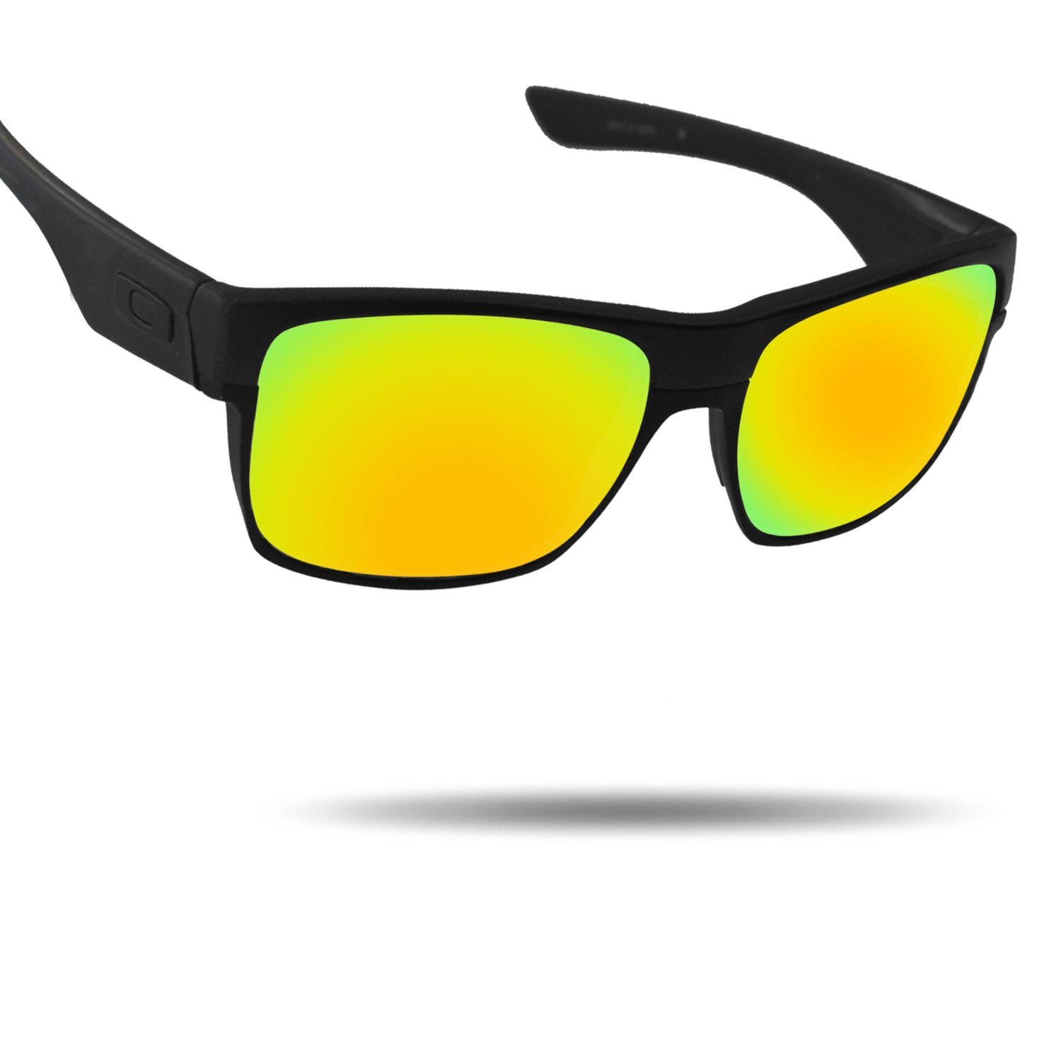 6aed888fccf Amazon.com  Fiskr Anti-saltwater Replacement Lenses for Oakley Twoface  Sunglasses - Various Colors  Clothing