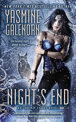 Search : Night's End (An Indigo Court Novel)