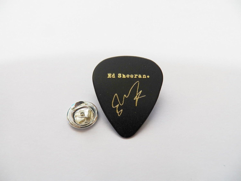 Ed Sheeran Plectro de Guitarra Pick broche solapa alfiler de ...