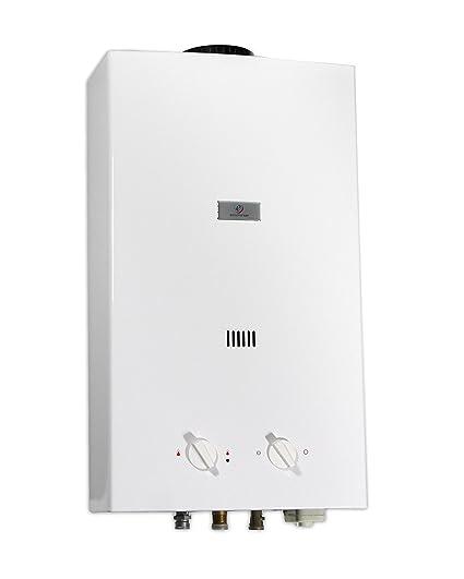 Propano – Calentador de gas 30 mbar bombona de gas gas calentador camping Eccotemp CEI de
