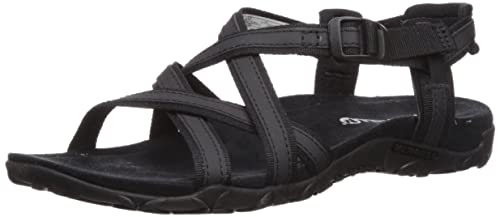 12d670b7ff Merrell Women s Terran Ari Lattice Ankle Strap Sandals  Amazon.co.uk ...