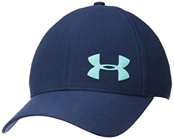Under Armour Gorras Men´s Airvent Core Academy Blue Flexfit