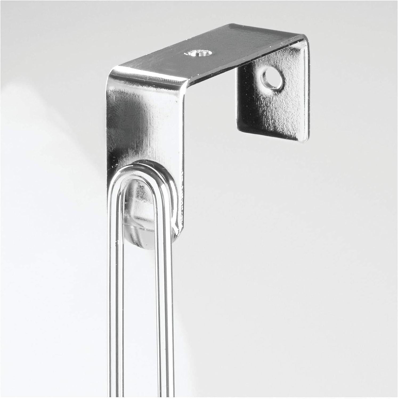 InterDesign - Classico - Toallero para Colgar sobre Puerta de ...