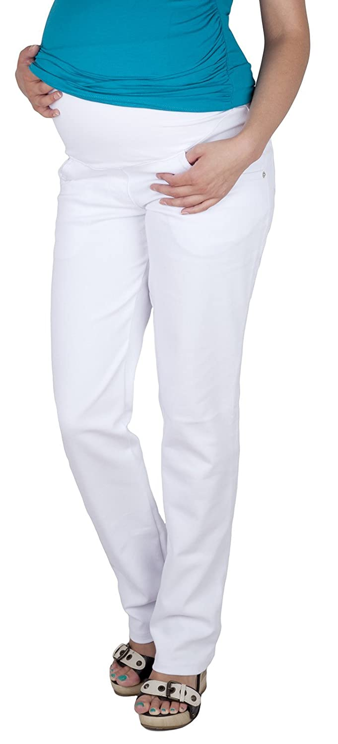 Mija – High quality comfortable Maternity Denim Jeans Trousers Pants 9036