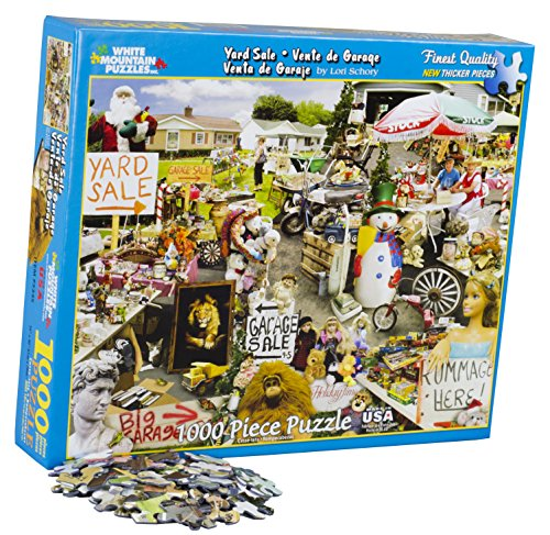 1000 piece jigsaw puzzles on sale - 4