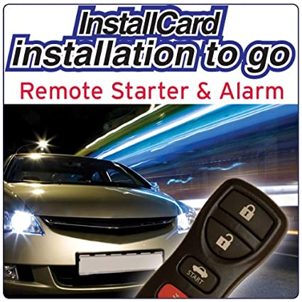 Amazon.com: Remote Start and Alarm Installation: Car Electronics
