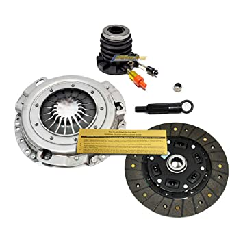 EFT HEAVY-DUTY CLUTCH KIT+SLAVE CYL FOR 93-11/94 FORD RANGER PICKUP 2 3L  3 0L
